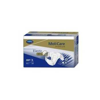 Molicare Premium Slip Elastic Small 9 gouttes - 26 protections| SenUp.com