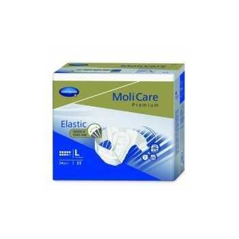 Molicare Premium Slip Elastic Large 9 gouttes - 24 protections| SenUp.com