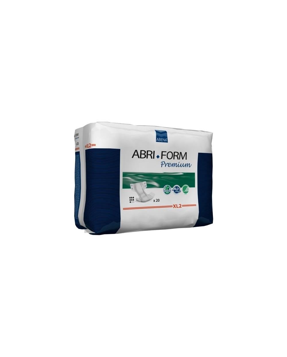 Abena Abri-Form 2 XL - 20 protections