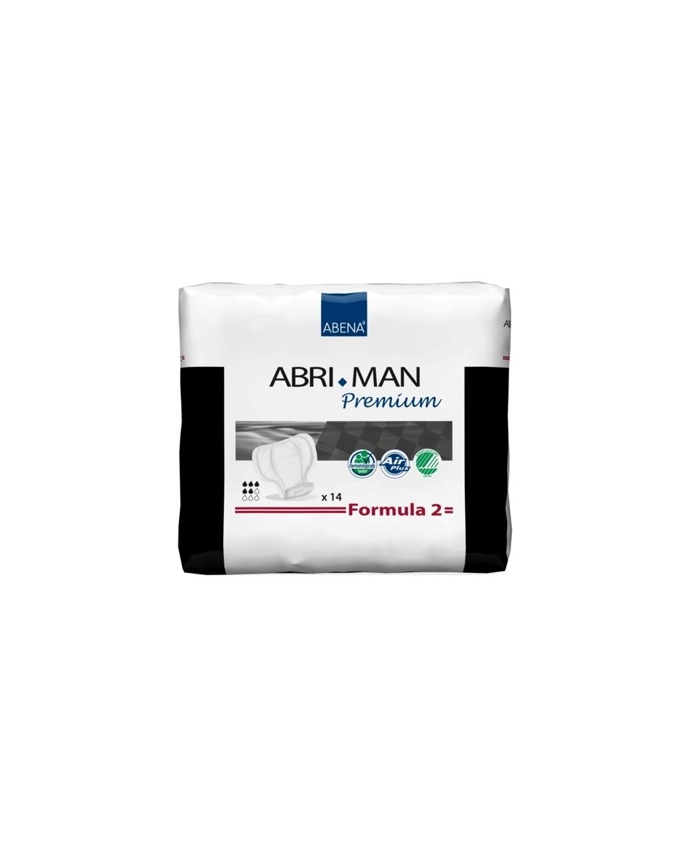 ABENA Abri-Man Formula 2 - 14 protections