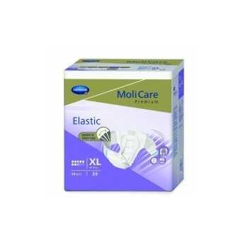 Molicare Premium Slip Elastic XL 8 gouttes - 14 protections| SenUp.com