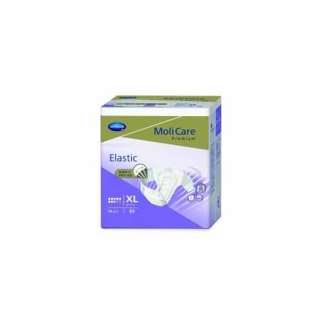 Molicare Premium Slip Elastic XL 8 gouttes - 14 protections  SenUp.com