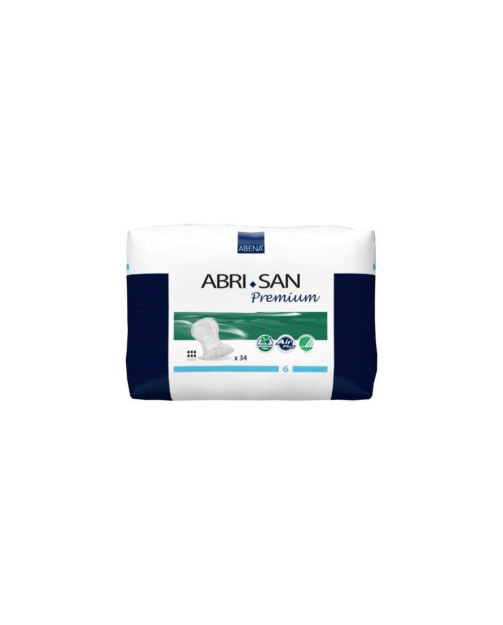 ABENA Abri-San Premium 6 - 34 protections