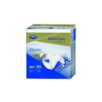Molicare Premium Slip Elastic XL 9 gouttes - 14 protections| SenUp.com