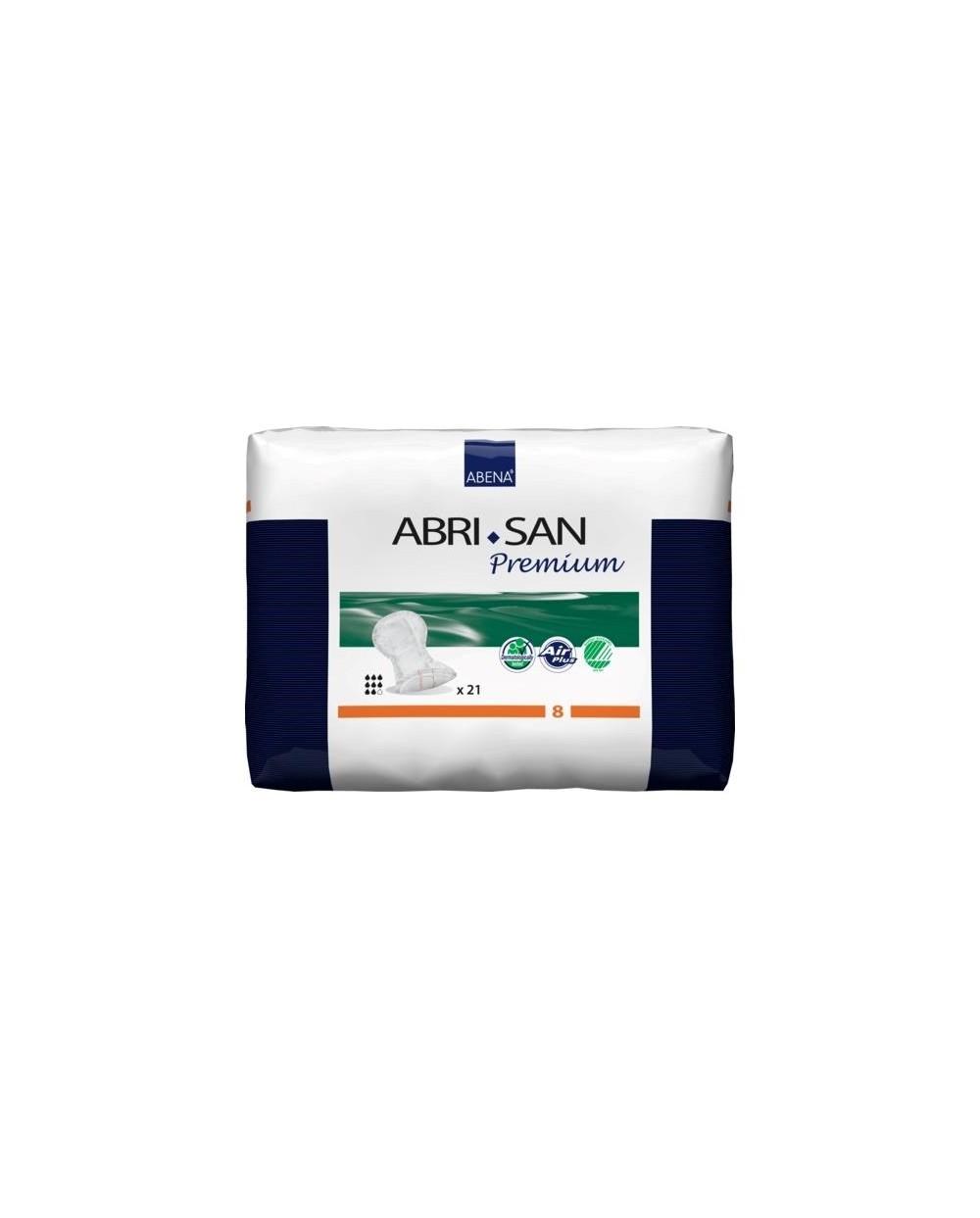 ABENA Abri-San Premium 8 - 21 protections