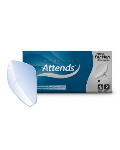 ATTENDS For Men Shield 2 -...