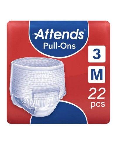 ATTENDS Pull-Ons 3 Medium -...