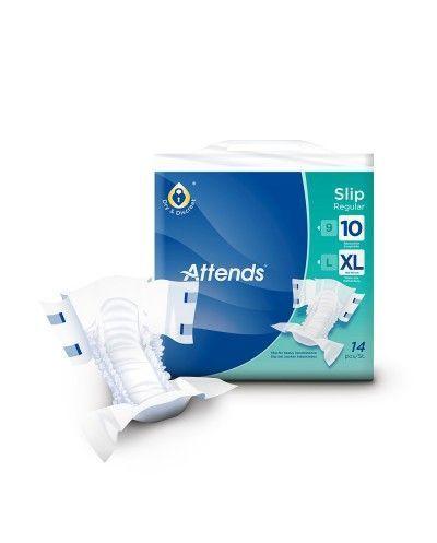 ATTENDS Slip Regular 10 XL...