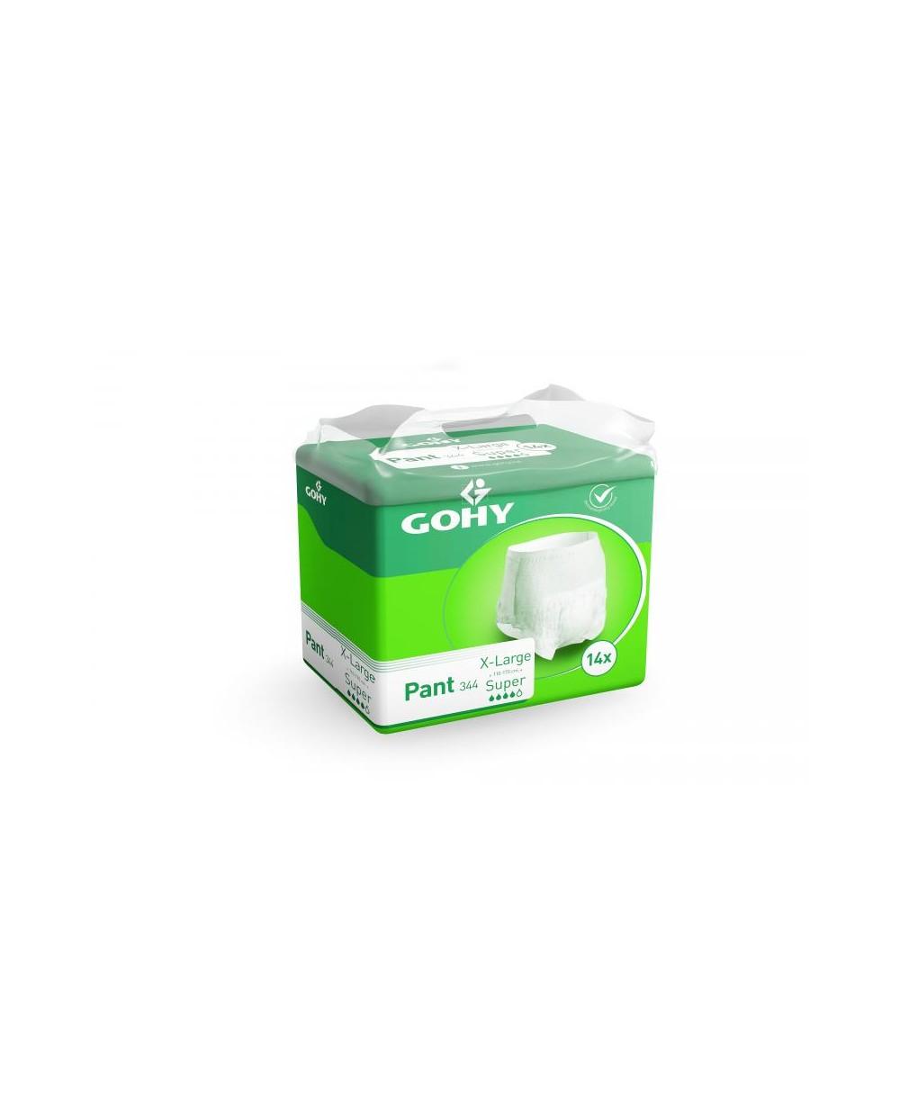 GOHY Pants Super XL - 12 paquets de 14 protections