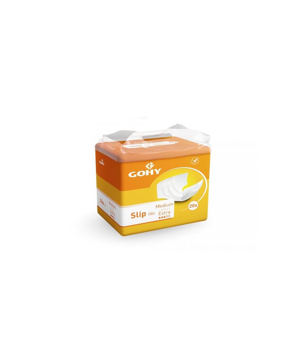 Échantillon Gohy Slip Extra Medium