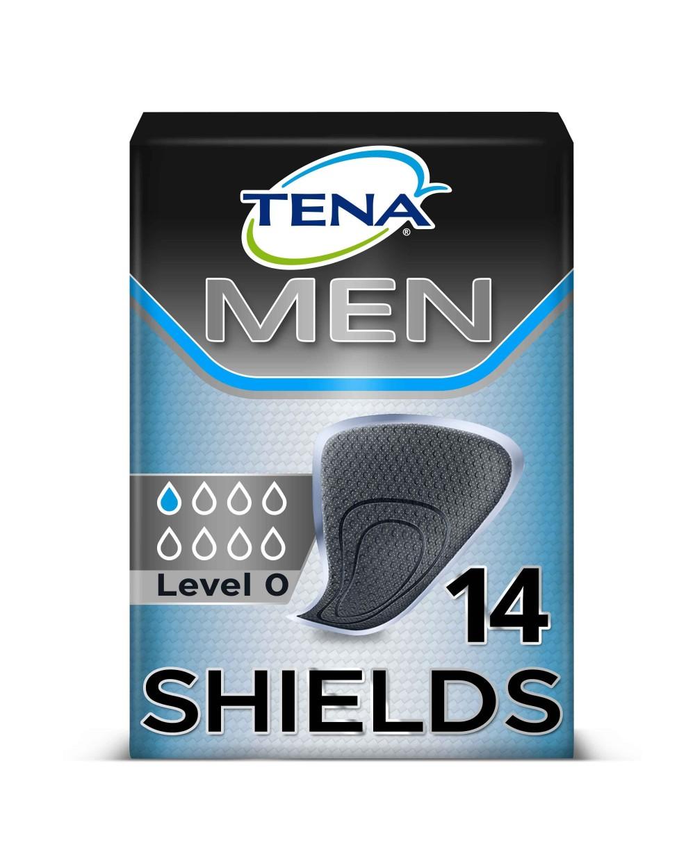 Tena Men Level 0 - 14 protections