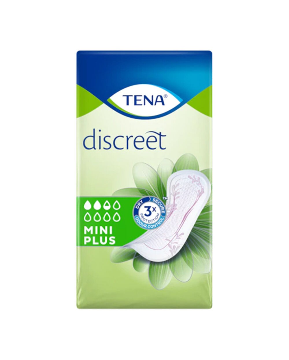 Tena Discreet Mini Plus   VivaMedical.be
