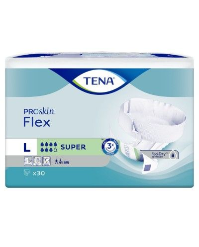 Tena Flex Super Large | VivaMedical.be