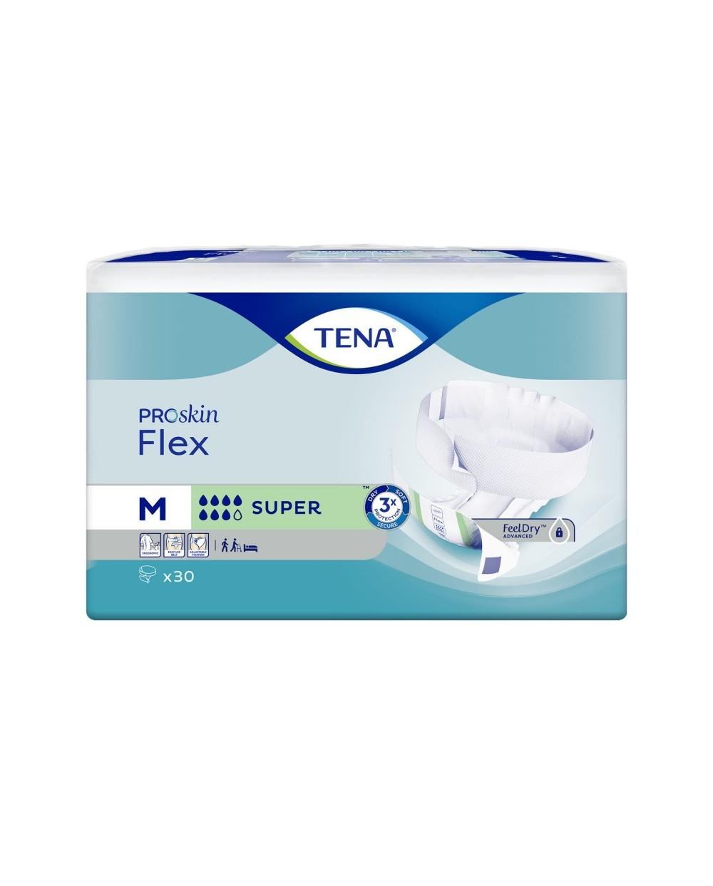 Tena Flex Super Medium | VivaMedical.be