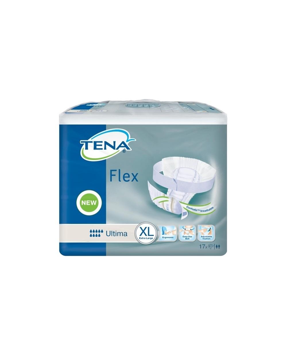 Tena Flex Ultima XL | VivaMedical.be
