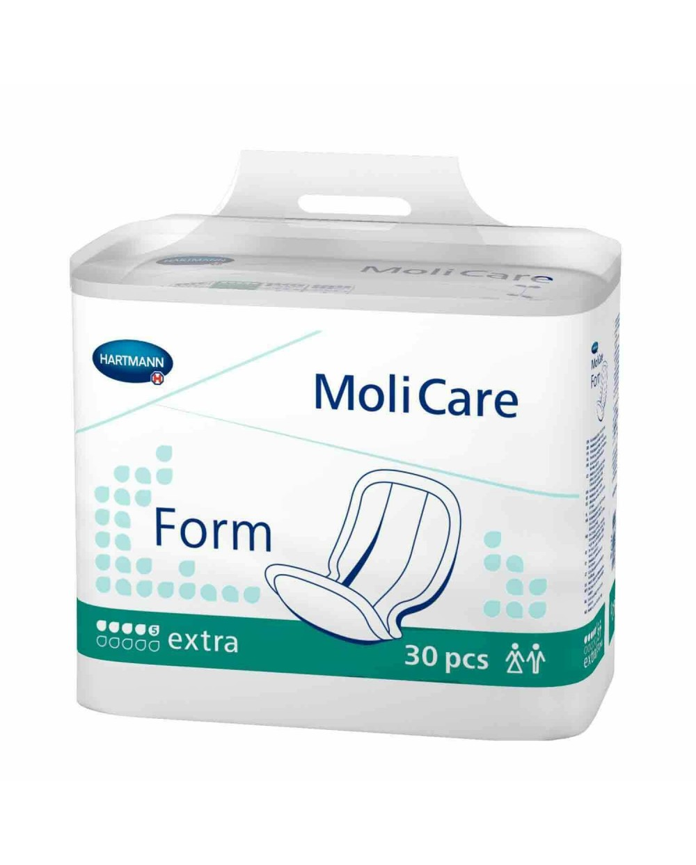 Hartmann Molicare Form Extra - 30 protections