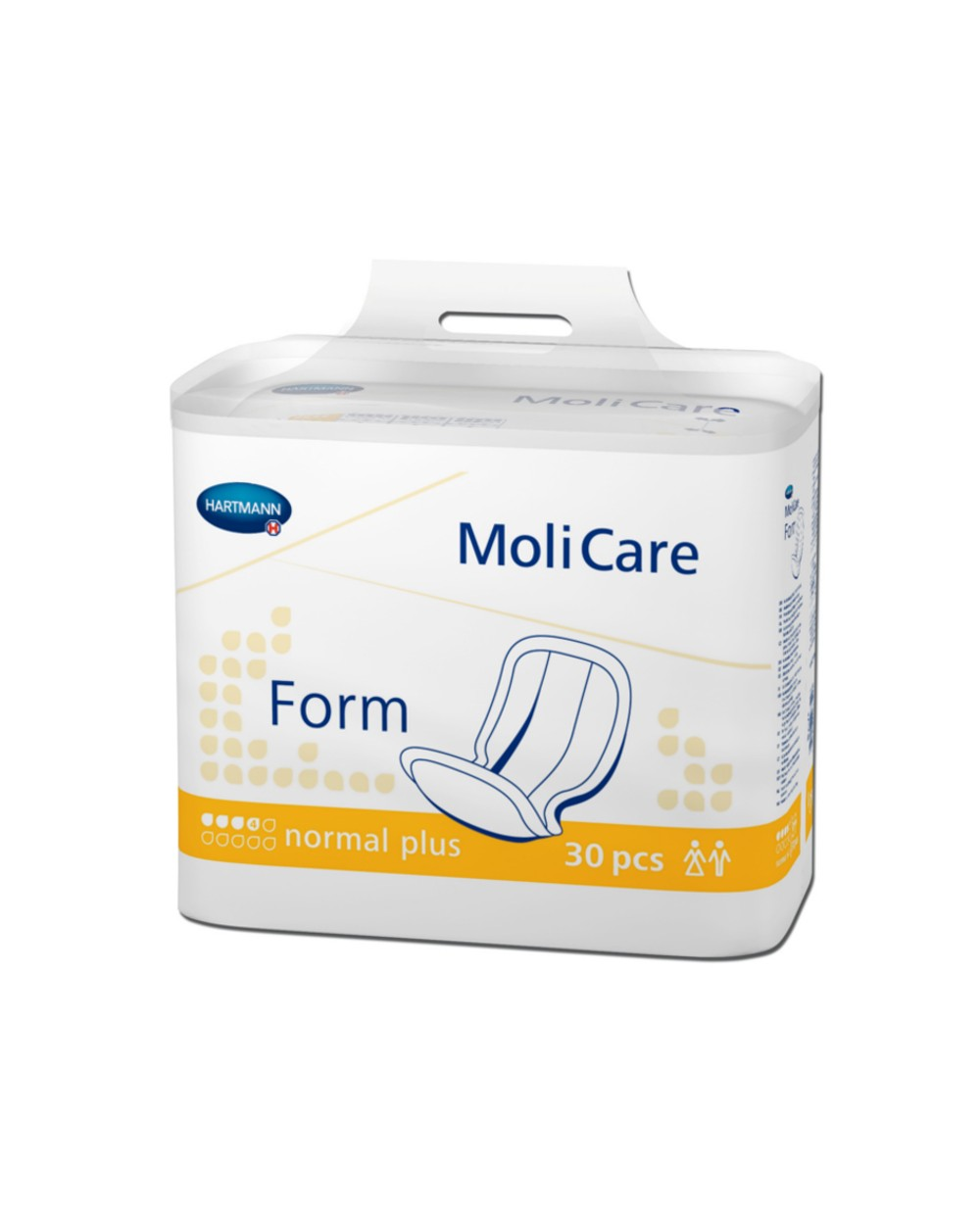 Hartmann Molicare Form Normal Plus - 30 protections