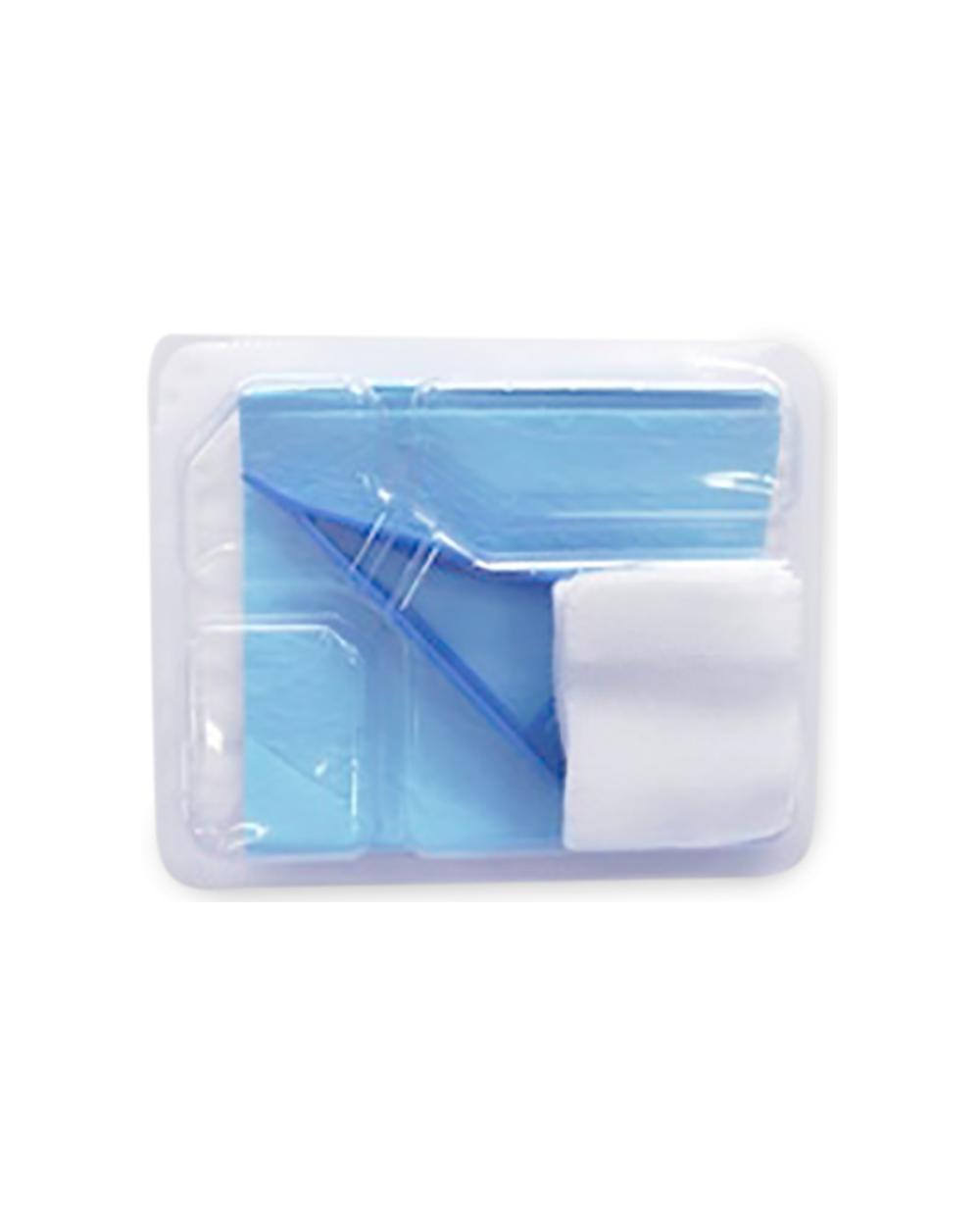 Set à Pansement N°3 Evocare compact - Carton 50 pcs