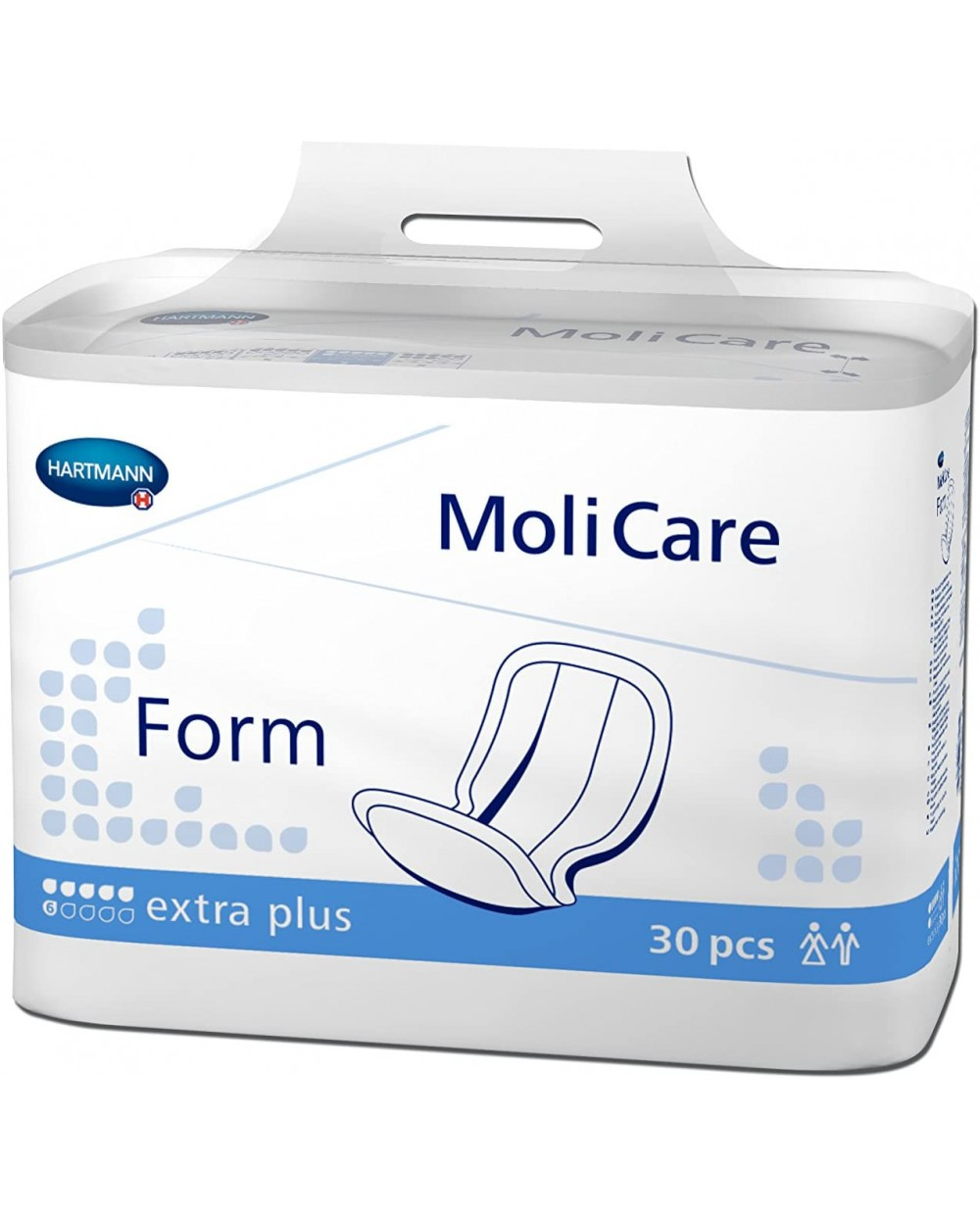 Hartmann Molicare Form Extra Plus - 30 protections