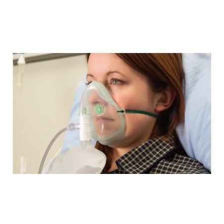 Masque à oxygène www.vivamedical.be