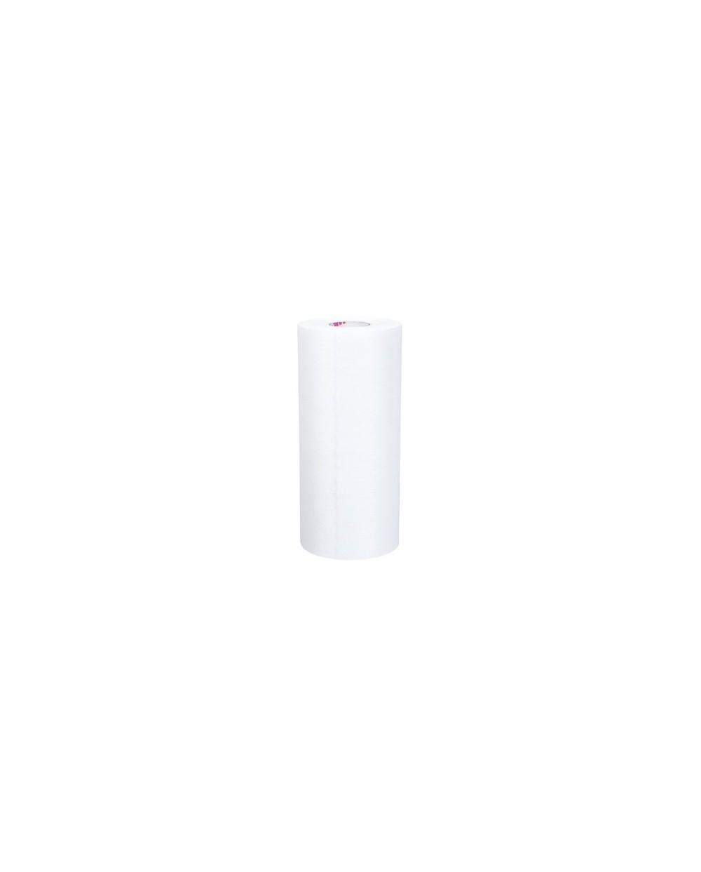 Sparadrap MEDIPORE HP, 15 cm x 9,1 m, non stérile. Boîte de 12 bobines
