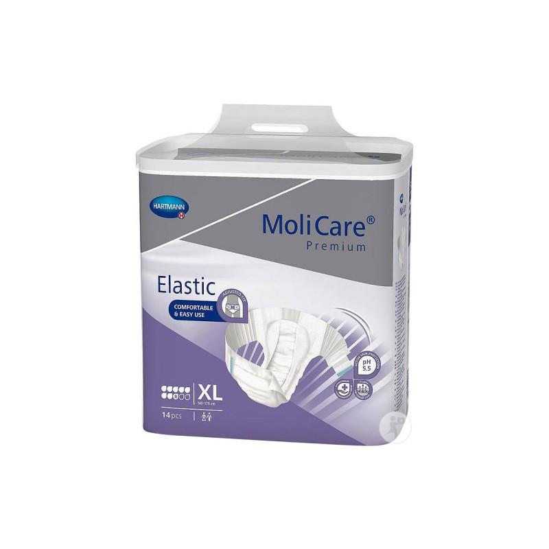 Molicare Premium Elastic taille XL 8 gouttes www.vivamedical.be
