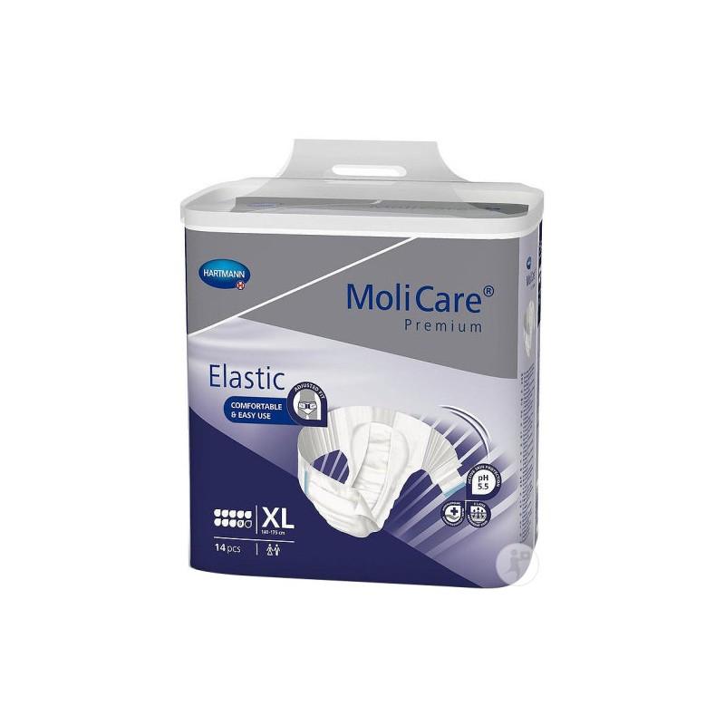 Molicare Premium Elastic taille XL 9 gouttes www.vivamedical.be