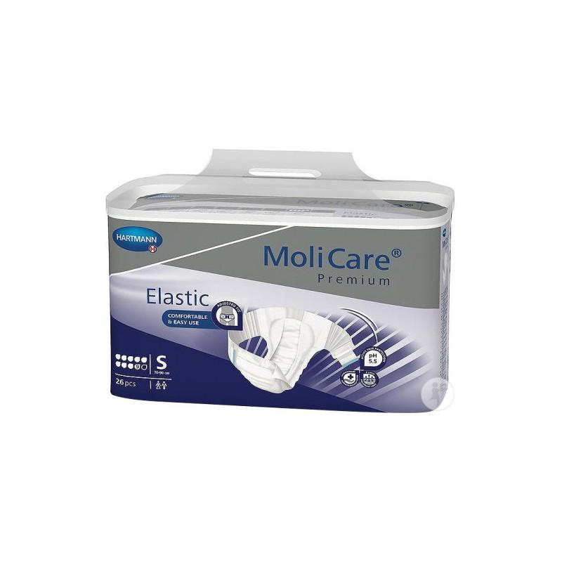 Molicare Premium Elastic Small 9 gouttes www.vivamedical.be