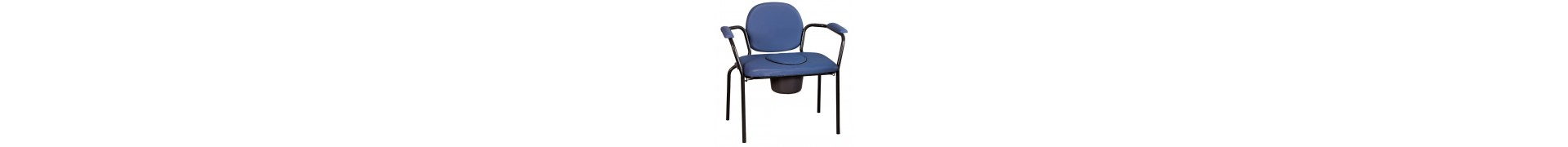 Chaises hygniéniques personne forte