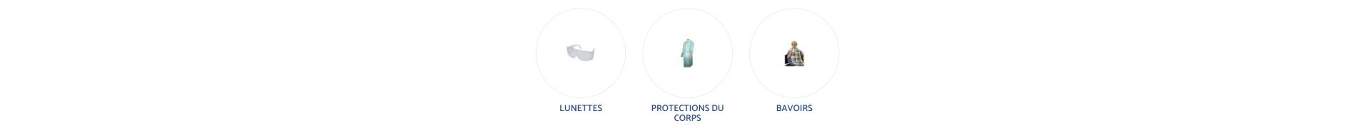 Produits de protection COVID-19